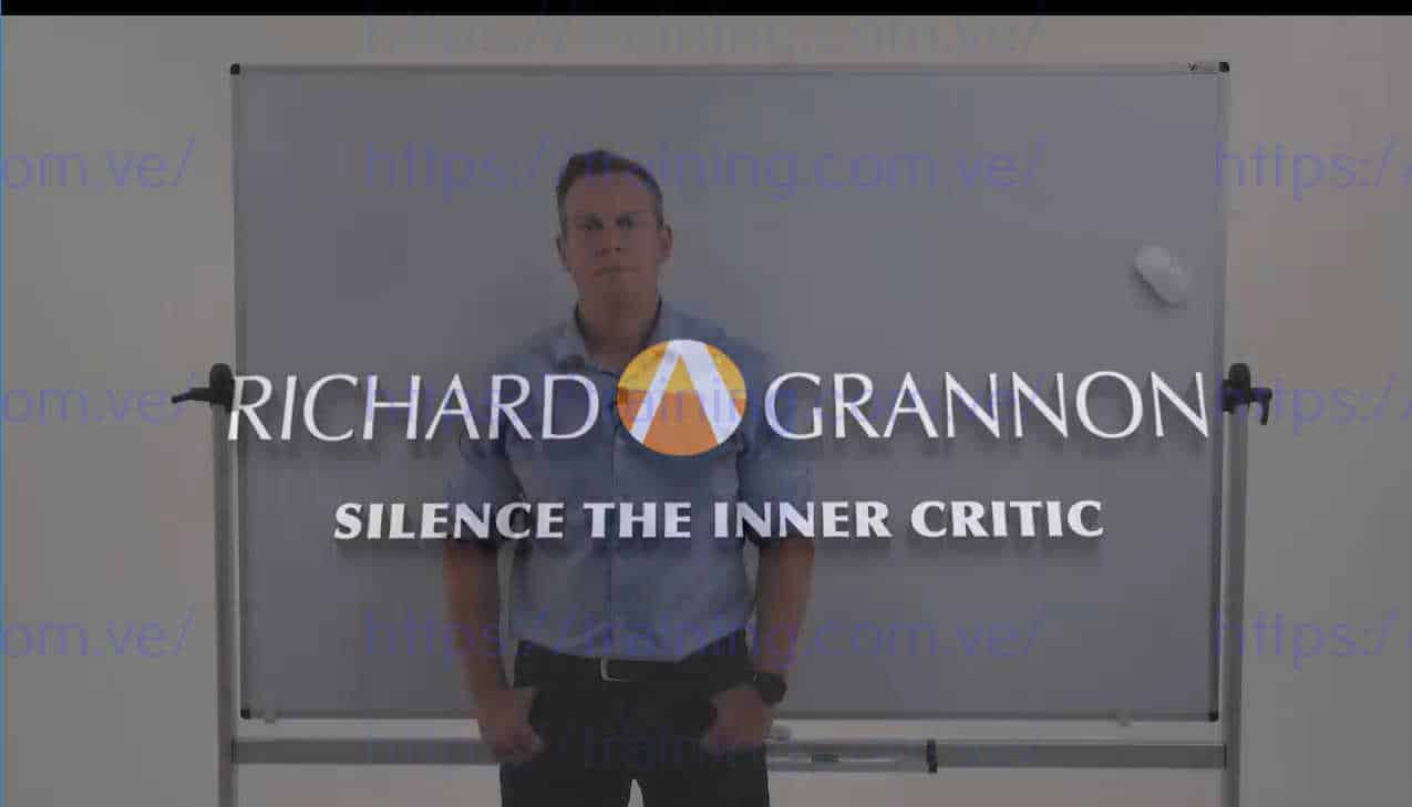 Silence The Inner Critic System  by Richard Grannon