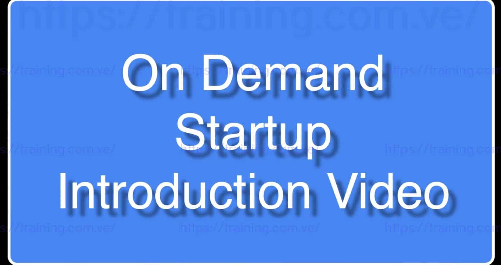 On Demand Startup by Anik Singal 2