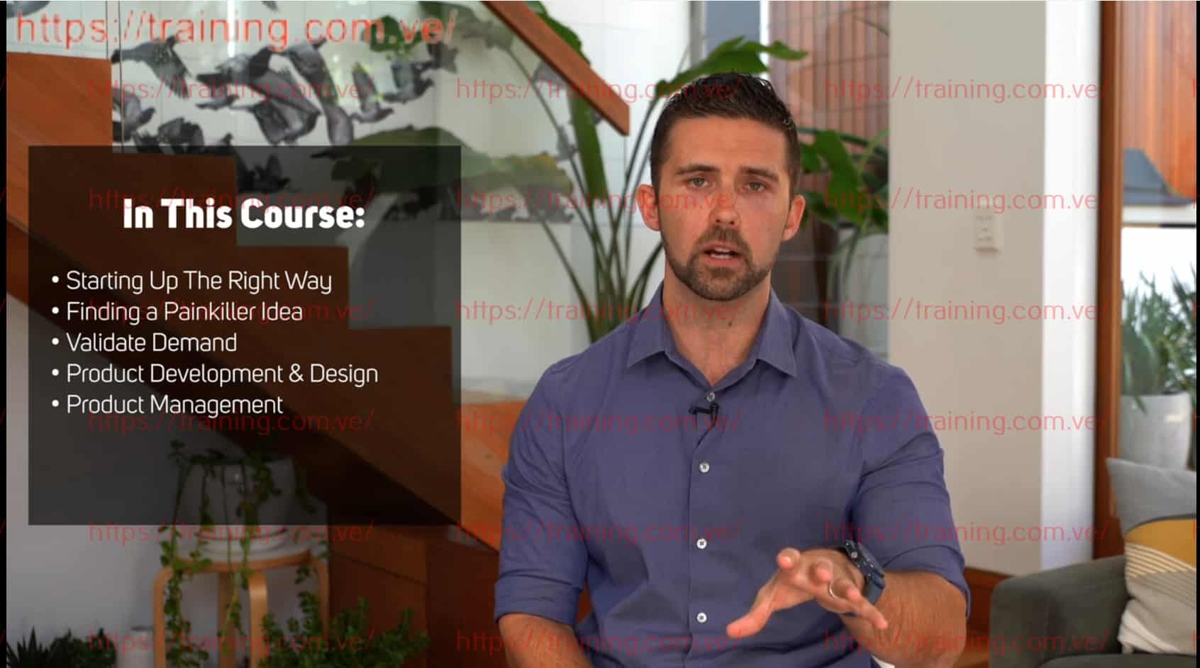 60-Day Startup Course by Mitch Harper Coupon