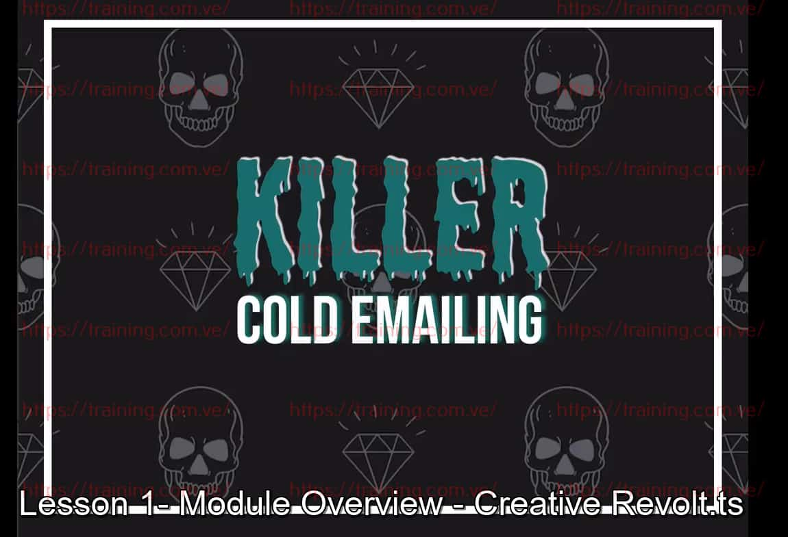 Killer Cold Emailing 2019 by Jorden Roper Discount