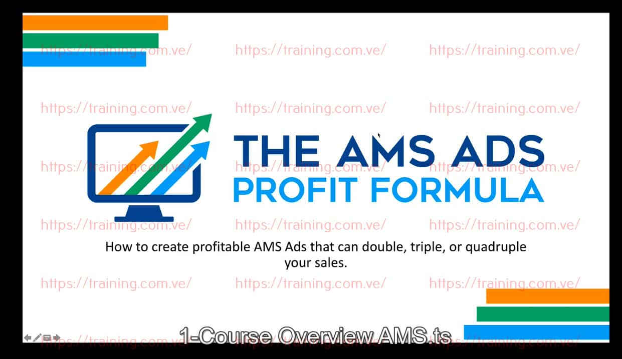 The AMS Ads Profit Formula by Marco Order