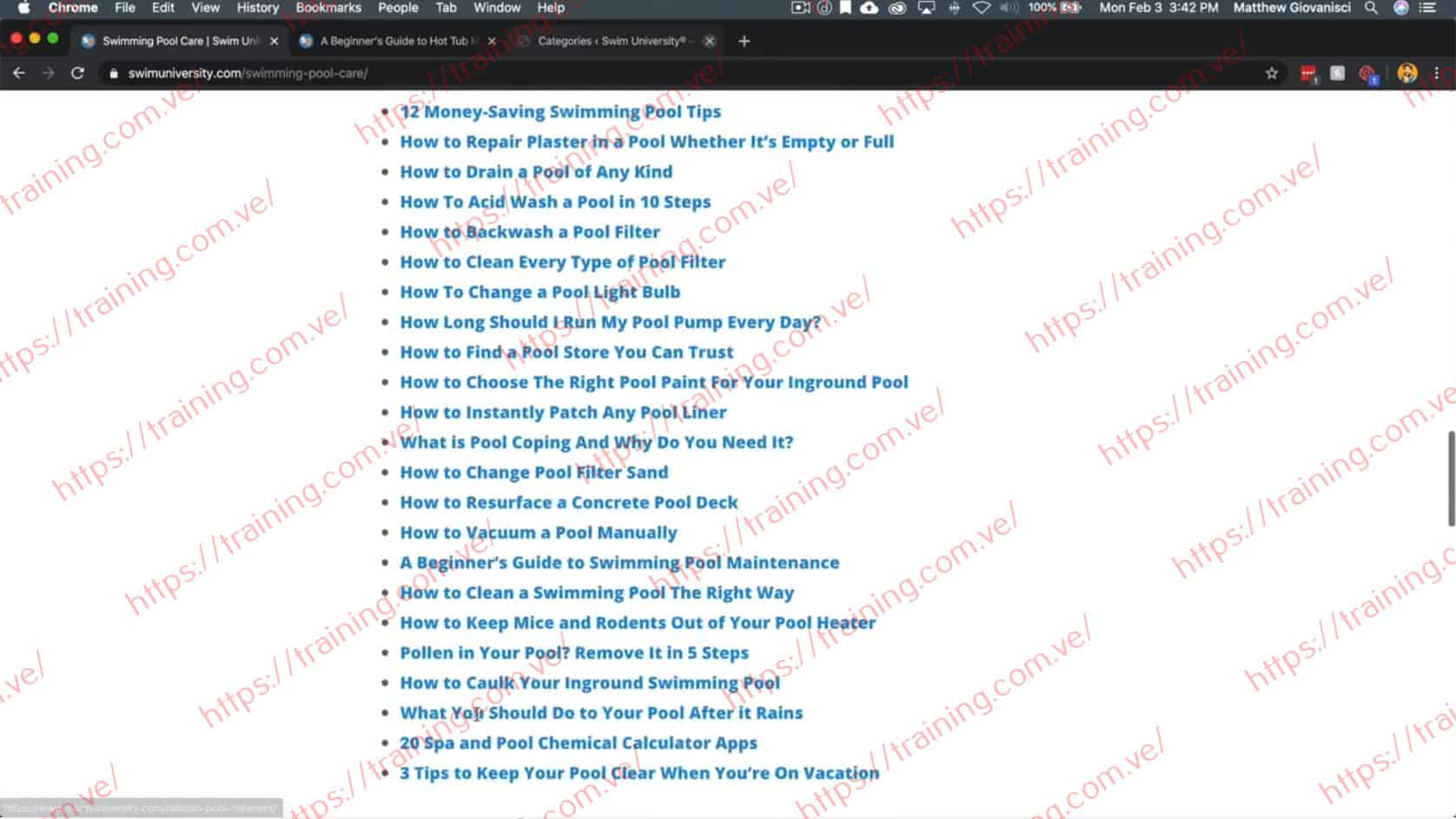 PageSpeed for Bloggers by Matt Giovanisci Coupon