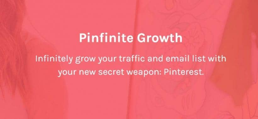 Pinfinite Growth by Melyssa Griffin