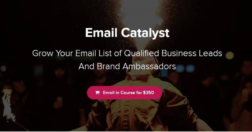 Email Catalyst By Kasey Luck
