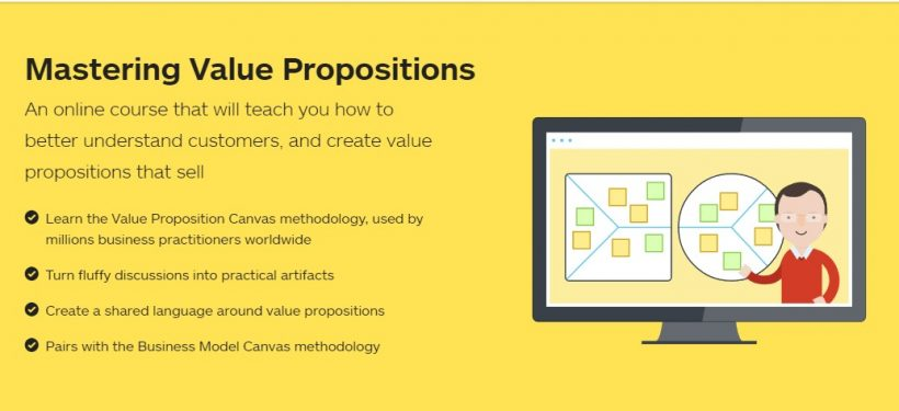 Mastering Value Propositions by Strategyzer