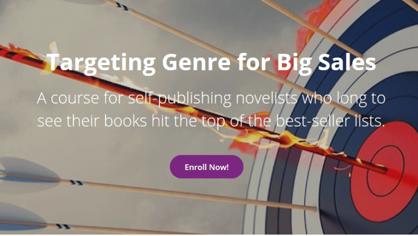 Targeting Genre for Big Sales by C. S. Lakin