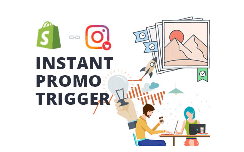 Instant Promo Trigger Gold Package by Roger and Barry Gold Package