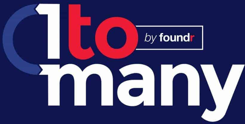1 to Many by Foundr