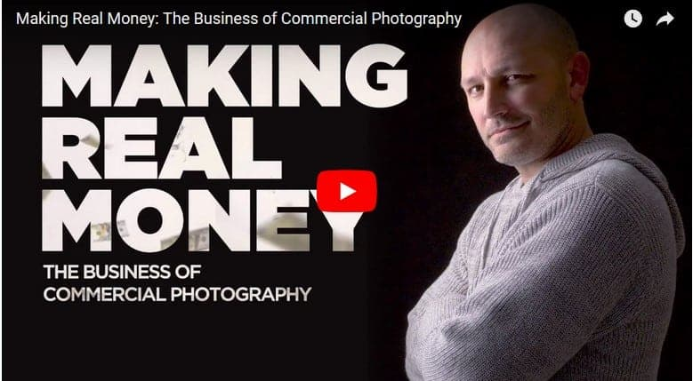 Making Real Money The Business of Commercial Photography by Monte Isom