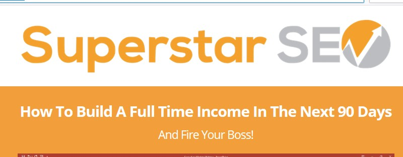 Superstar SEO Consulting Master