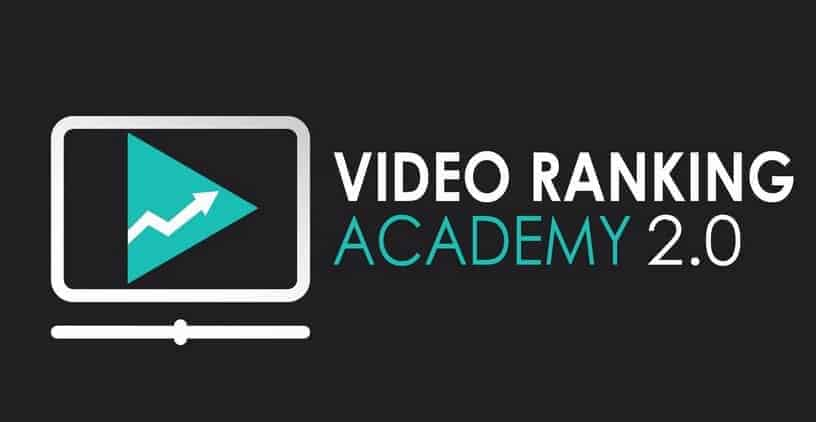 Video Ranking Academy 2.0 by Sean Cannell