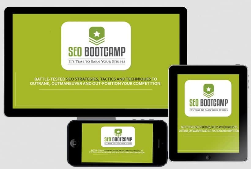 The Ultimate SEO Bootcamp by Jeffrey Smith