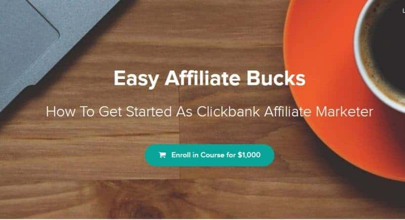 Easy Affiliate Bucks How To Get Started As Clickbank Affiliate Marketer