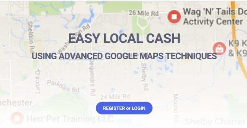 Easy Local Cash (Advanced GMB Training) by Chad Kimball