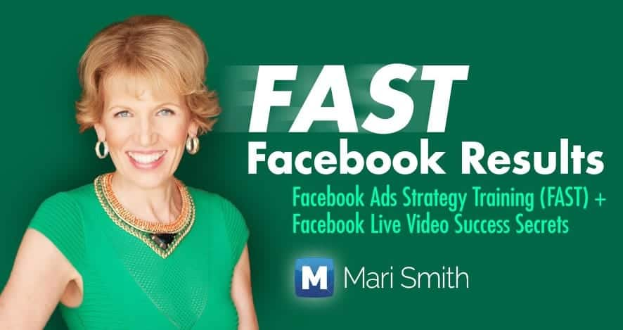 Fast Facebook Results by Mari Smith