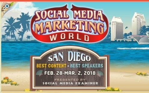 Social Media Marketing World 2018 Recordings