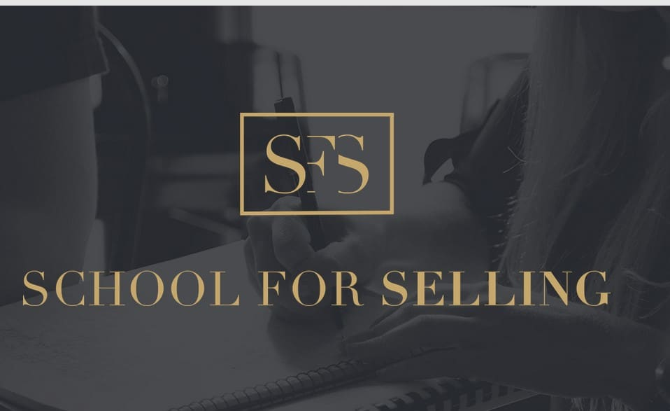 School for Selling by Matthew Kimberley