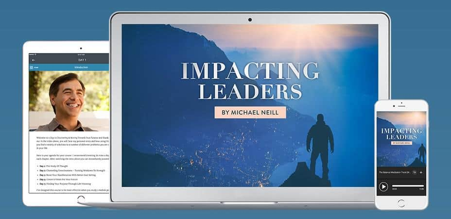 Impacting Leaders by Michael Neill