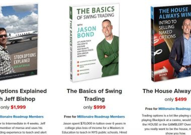 Jason Bond Dvds for Traders (all 4 programs)
