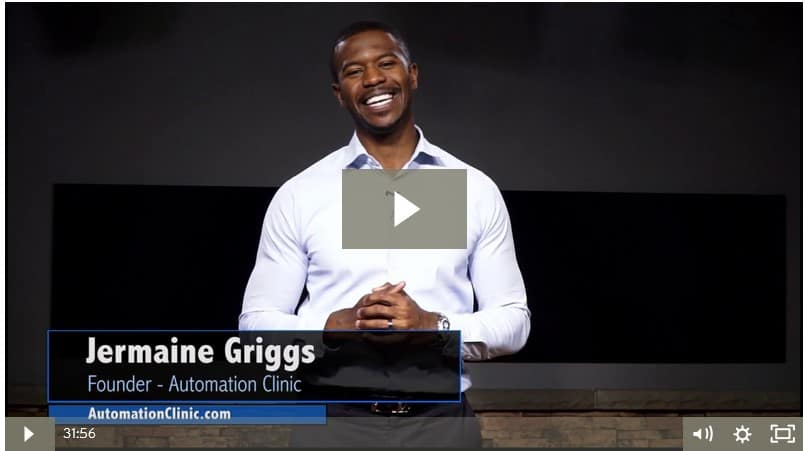 Sales Synergy System Online Training Program by Jermaine Griggs