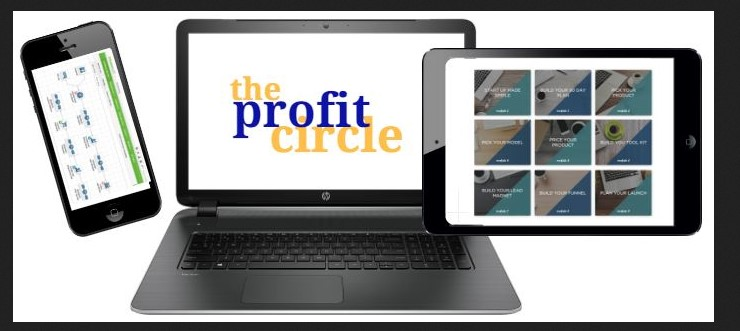 The Profit Circle by Shauna Gingras