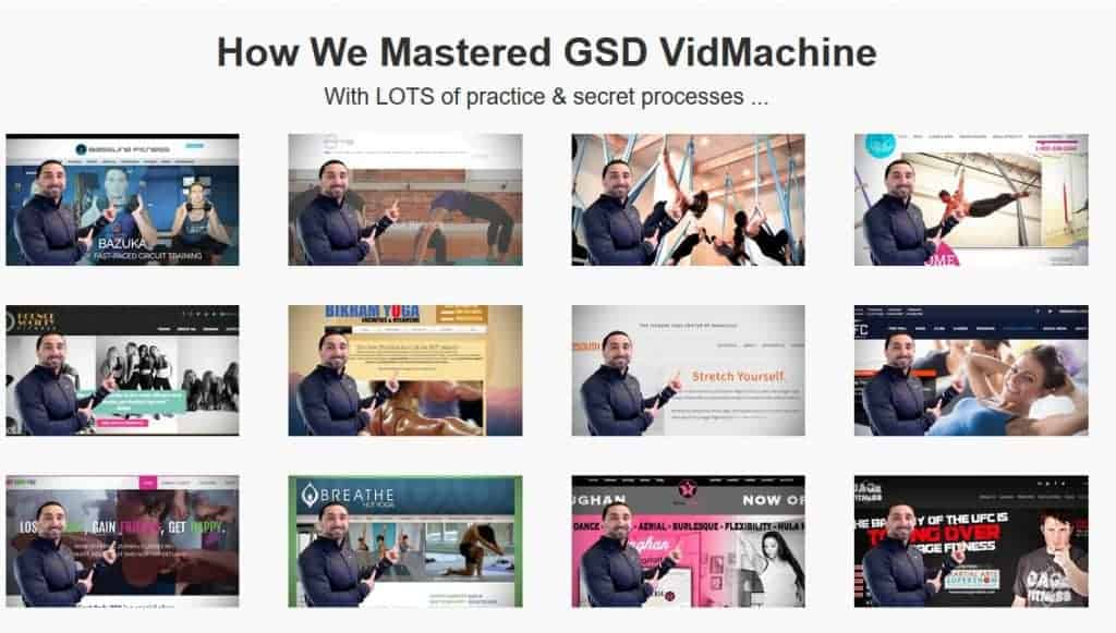 GSD VidMachine by Mike Arce