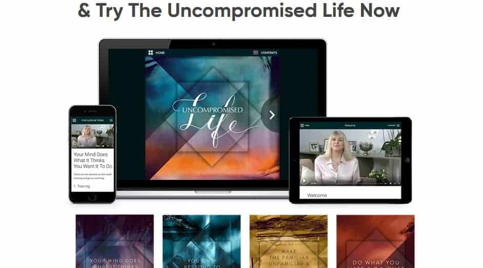 Uncompromised Life by Marisa Peer from Mindvalley