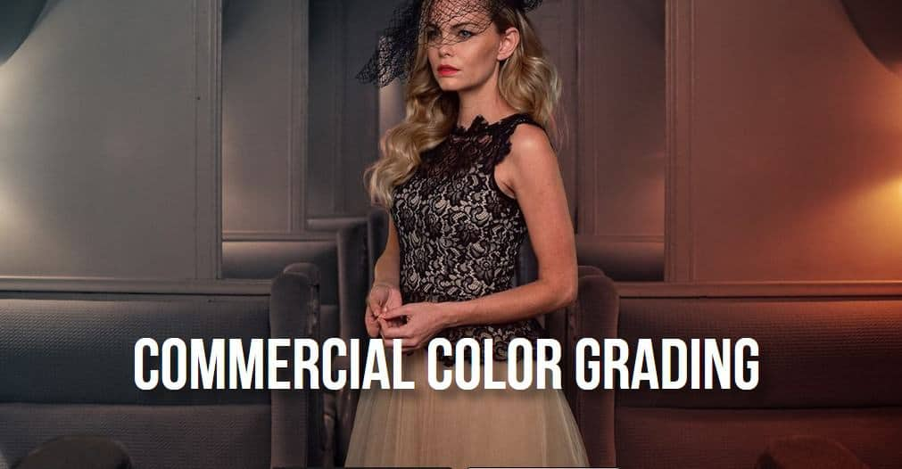Commercial Color Grading By Sef Mccullough