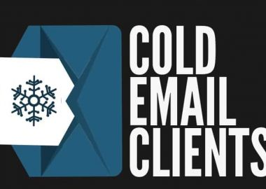 Download Cold Email Clients Advanced by Ben Adkins Now