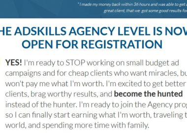 Adskill Agency Level