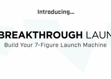 Breakthrough Launch 2019 by Ramit Sethi