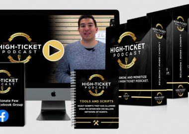 High Ticket Podcast Accelerator by Omar Elattar