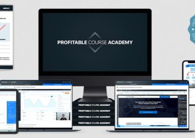 Profitable Course Academy by Aaron Ward