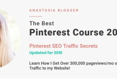 Pinterest SEO Traffic Secrets 2019 by Anastasia Blogger