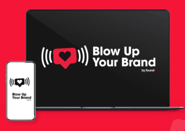 Blow Up Your Brand Course by Eric Bandholz Foundr