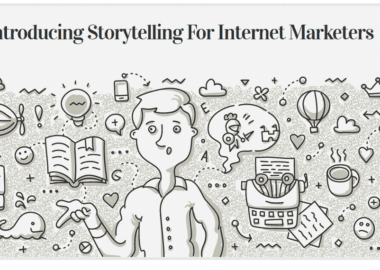 Storytelling For Internet Marketers by Dave Kaminski