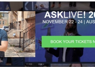 ASKLIVE! 2019 2018 2017 Recordings