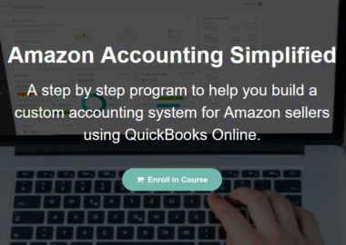Amazon Accounting Simplified by Anna Hill