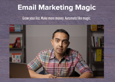 Email Marketing Magic by Pat Flynn