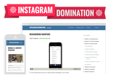 Instagram Domination 5 2020 by Nathan Chan
