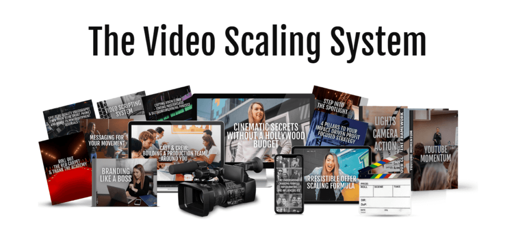 Video Scaling System by Marley Jaxx
