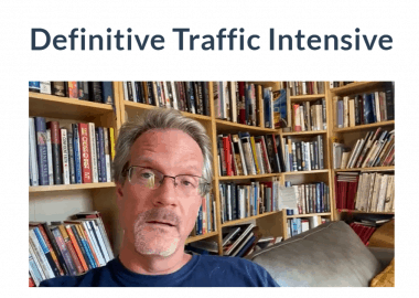 Definitive Traffic Intensive by Perry Marshall