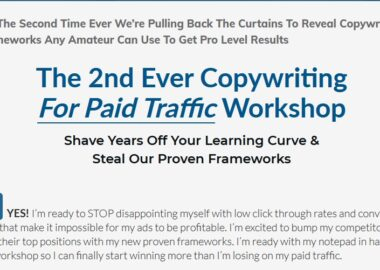 Copywriting For Paid Traffic Workshop by Adskills