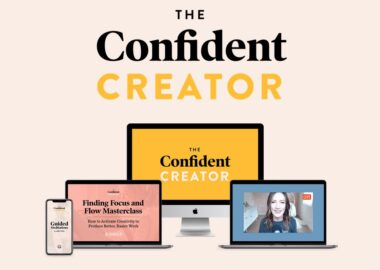 The Confident Creator by Melyssa Griffin