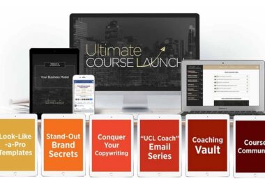 Ultimate Course Launch Course by Luisa Zhou